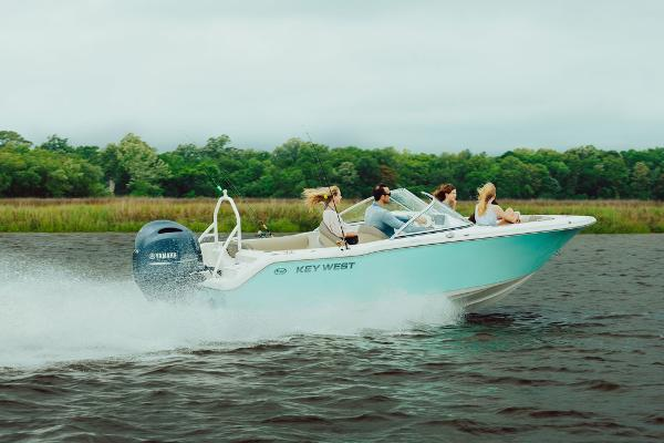 2021 Key West boat for sale, model of the boat is 203DFS & Image # 3 of 36
