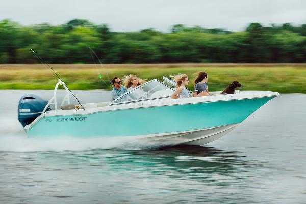 2021 Key West boat for sale, model of the boat is 203DFS & Image # 4 of 36