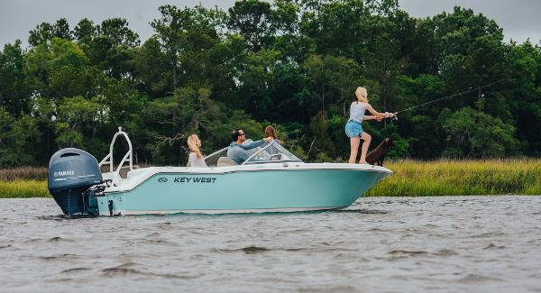 2021 Key West boat for sale, model of the boat is 203DFS & Image # 23 of 36