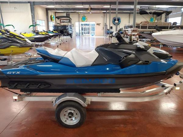 2021 Sea Doo PWC boat for sale, model of the boat is GTX 170 IBR & Sound System & Image # 1 of 4