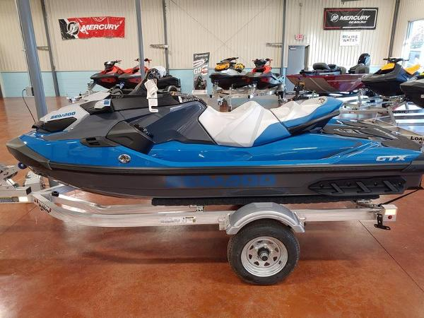 2021 Sea Doo PWC boat for sale, model of the boat is GTX 170 IBR & Sound System & Image # 4 of 4