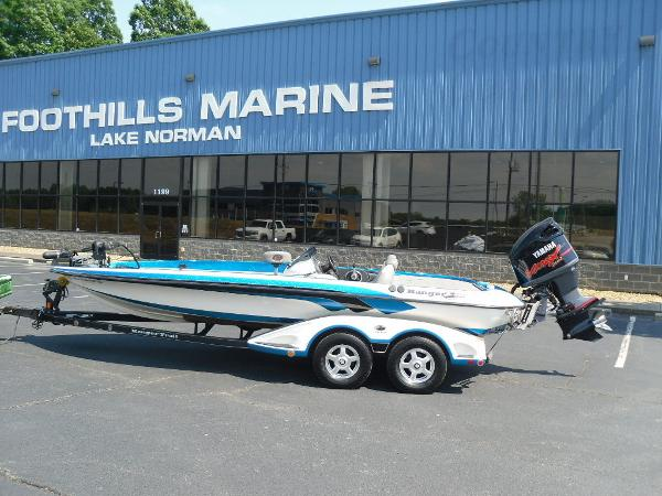 2009 Ranger Boats boat for sale, model of the boat is Z520 & Image # 1 of 32