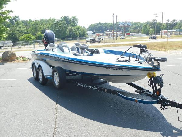 2009 Ranger Boats boat for sale, model of the boat is Z520 & Image # 25 of 32