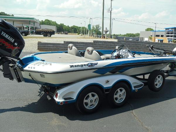 2009 Ranger Boats boat for sale, model of the boat is Z520 & Image # 26 of 32