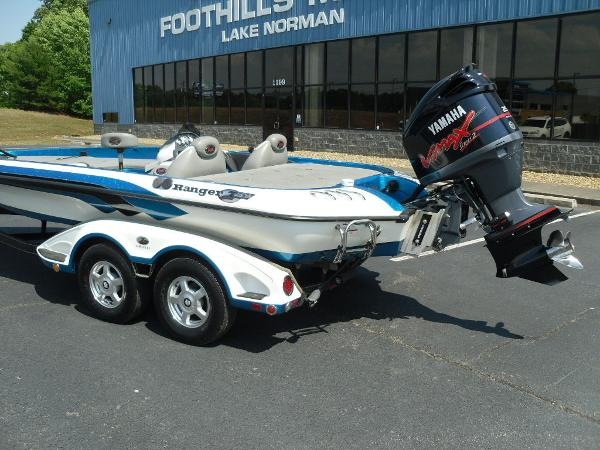 2009 Ranger Boats boat for sale, model of the boat is Z520 & Image # 29 of 32