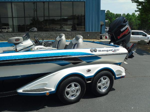 2009 Ranger Boats boat for sale, model of the boat is Z520 & Image # 30 of 32