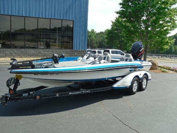 2009 Ranger Boats boat for sale, model of the boat is Z520 & Image # 31 of 32