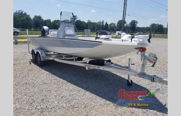 2021 Excel boat for sale, model of the boat is 220 Bay & Image # 1 of 5