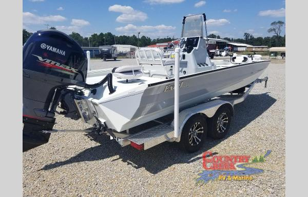 2021 Excel boat for sale, model of the boat is 220 Bay & Image # 2 of 5