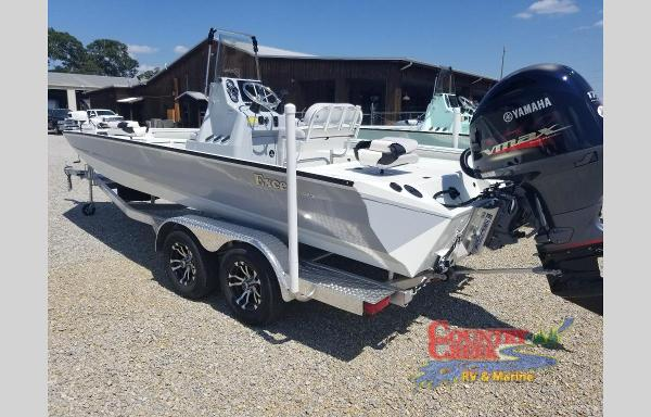 2021 Excel boat for sale, model of the boat is 220 Bay & Image # 3 of 5