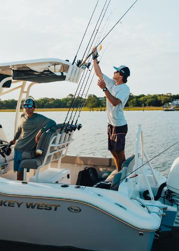 2021 Key West boat for sale, model of the boat is 219fs & Image # 15 of 25