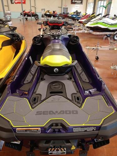 2021 Sea Doo PWC boat for sale, model of the boat is RXT®-X® 300 Midnight Purple & Image # 3 of 4