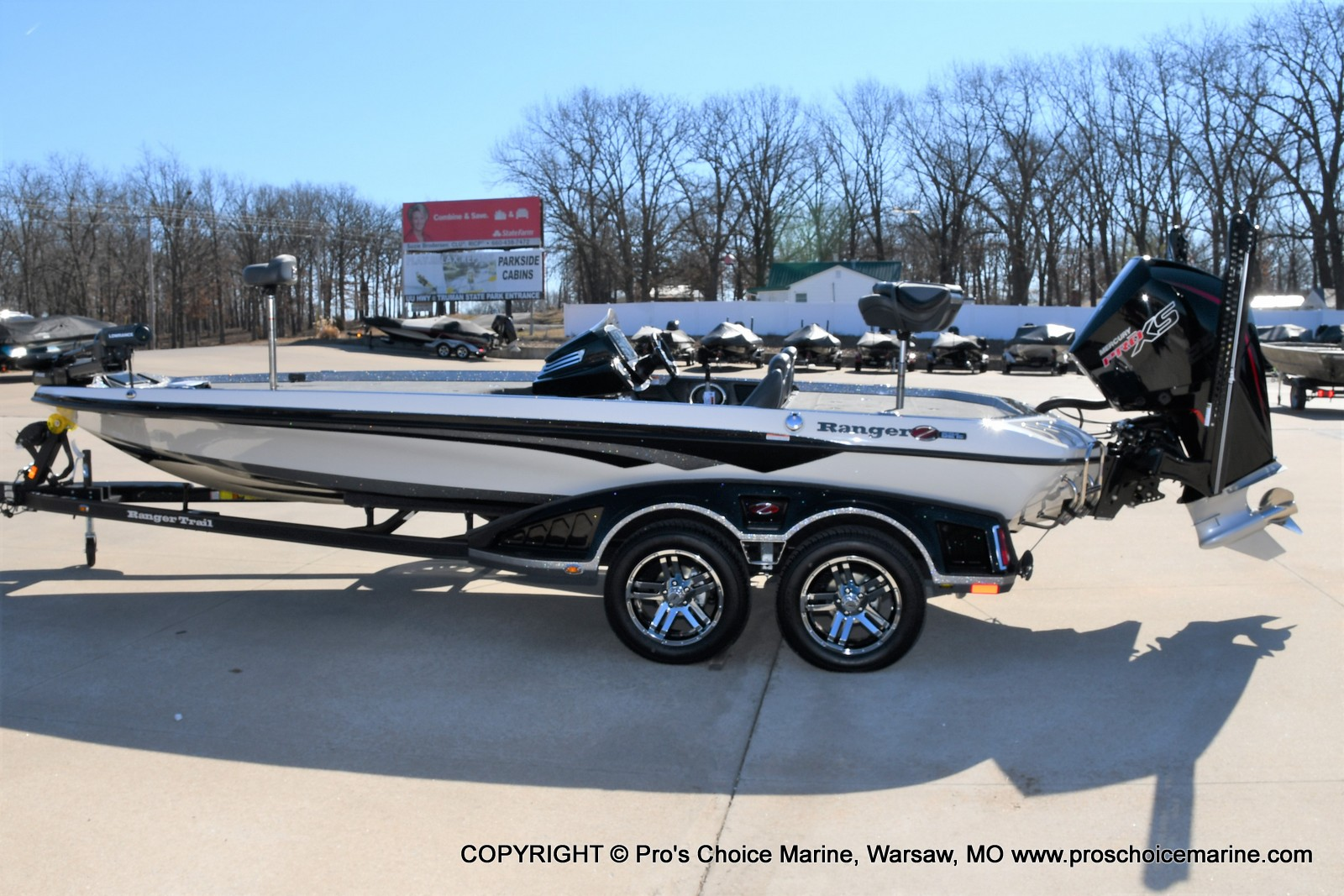 2021 Ranger Boats boat for sale, model of the boat is Z521C Ranger Cup Equipped & Image # 15 of 50