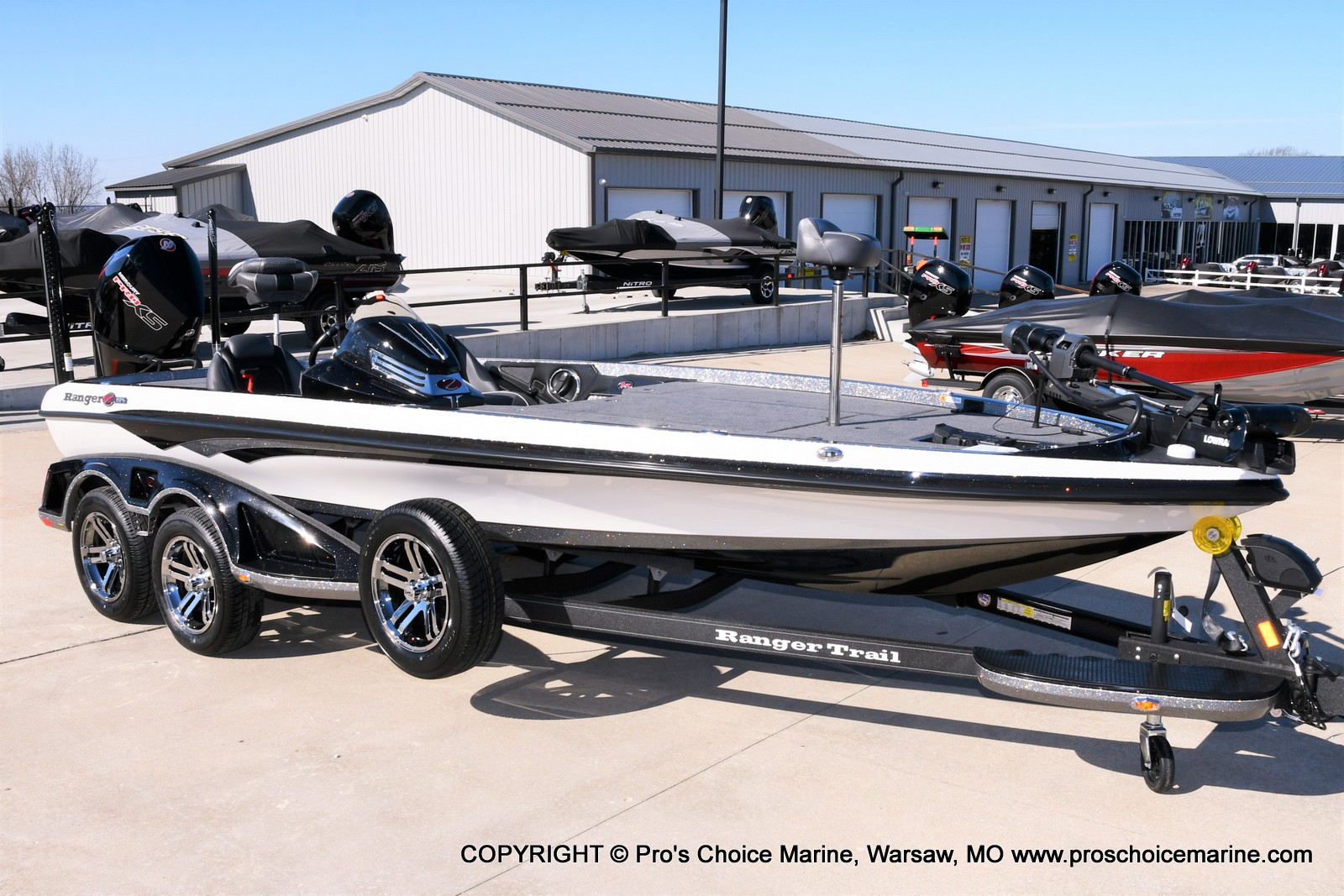 2021 Ranger Boats boat for sale, model of the boat is Z521C Ranger Cup Equipped & Image # 2 of 50