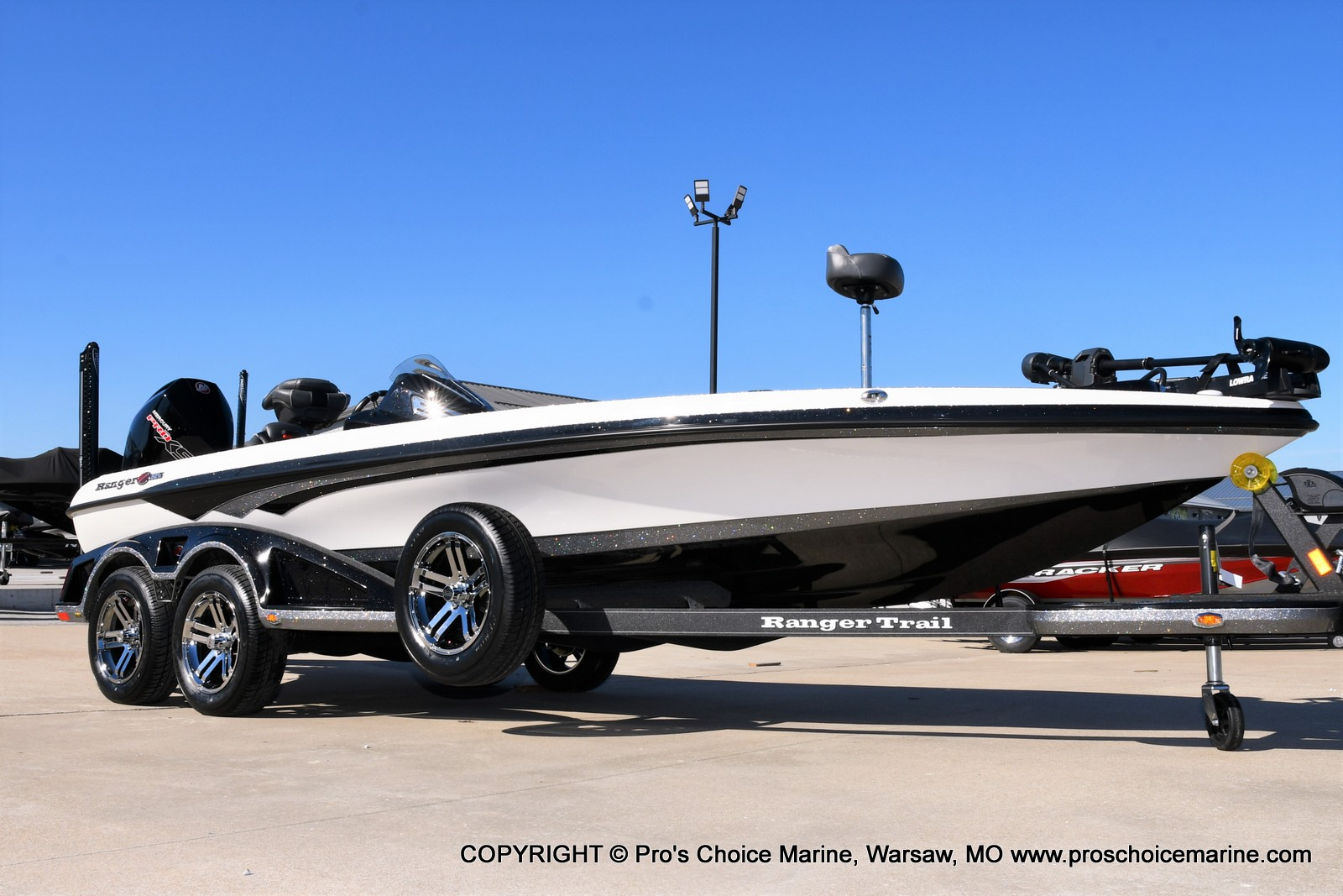 2021 Ranger Boats boat for sale, model of the boat is Z521C Ranger Cup Equipped & Image # 3 of 50