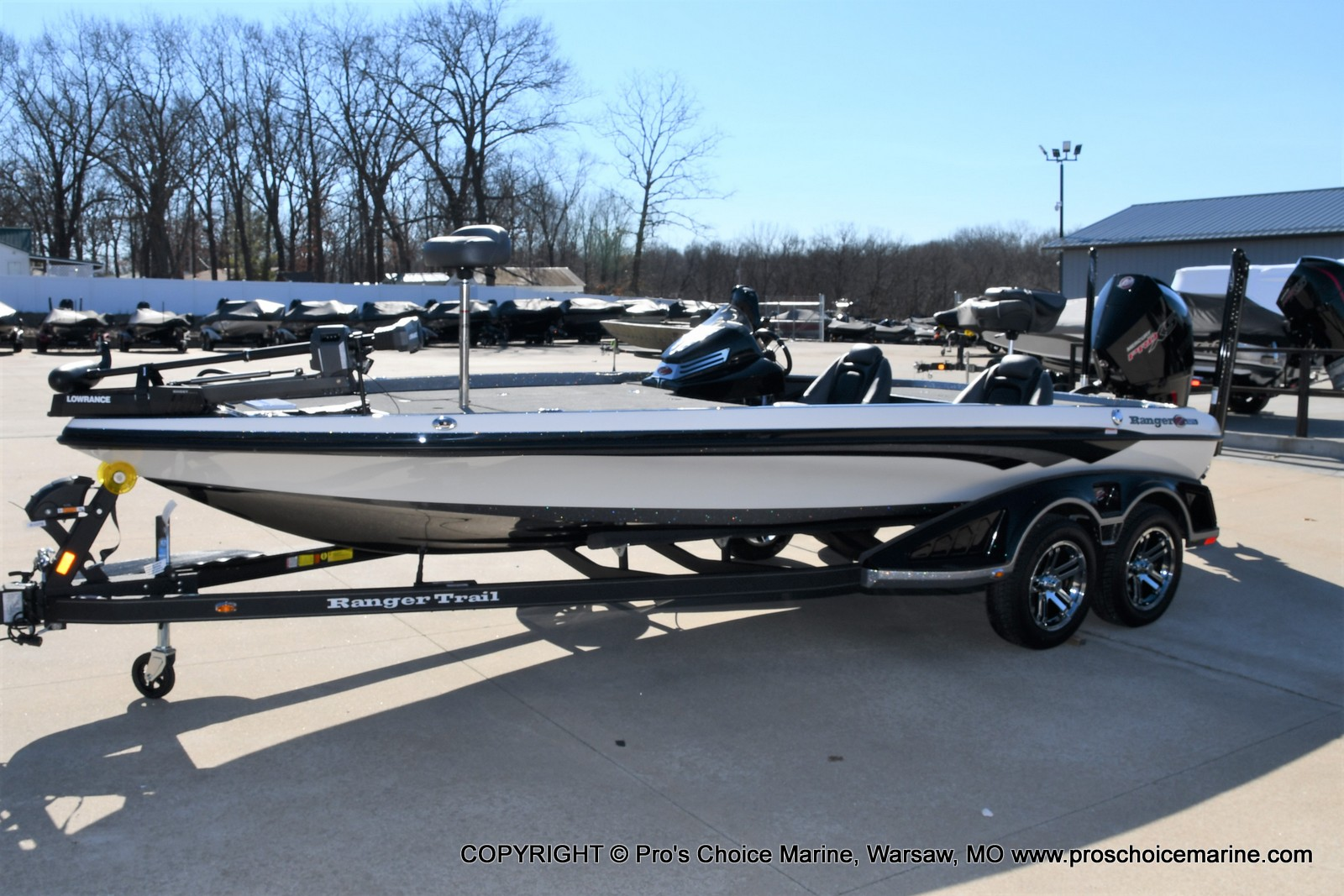 2021 Ranger Boats boat for sale, model of the boat is Z521C Ranger Cup Equipped & Image # 5 of 50