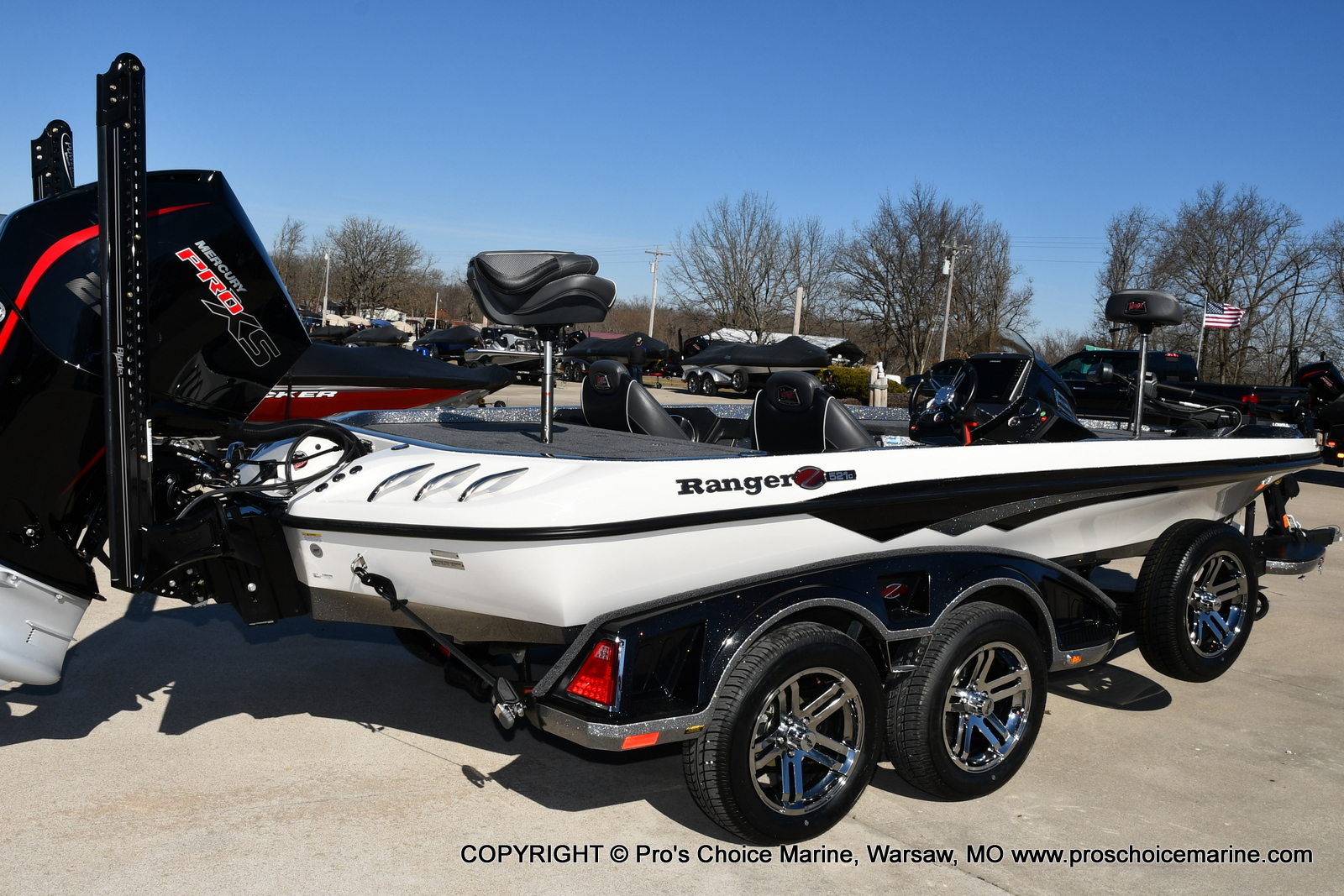 2021 Ranger Boats boat for sale, model of the boat is Z521C Ranger Cup Equipped & Image # 35 of 50