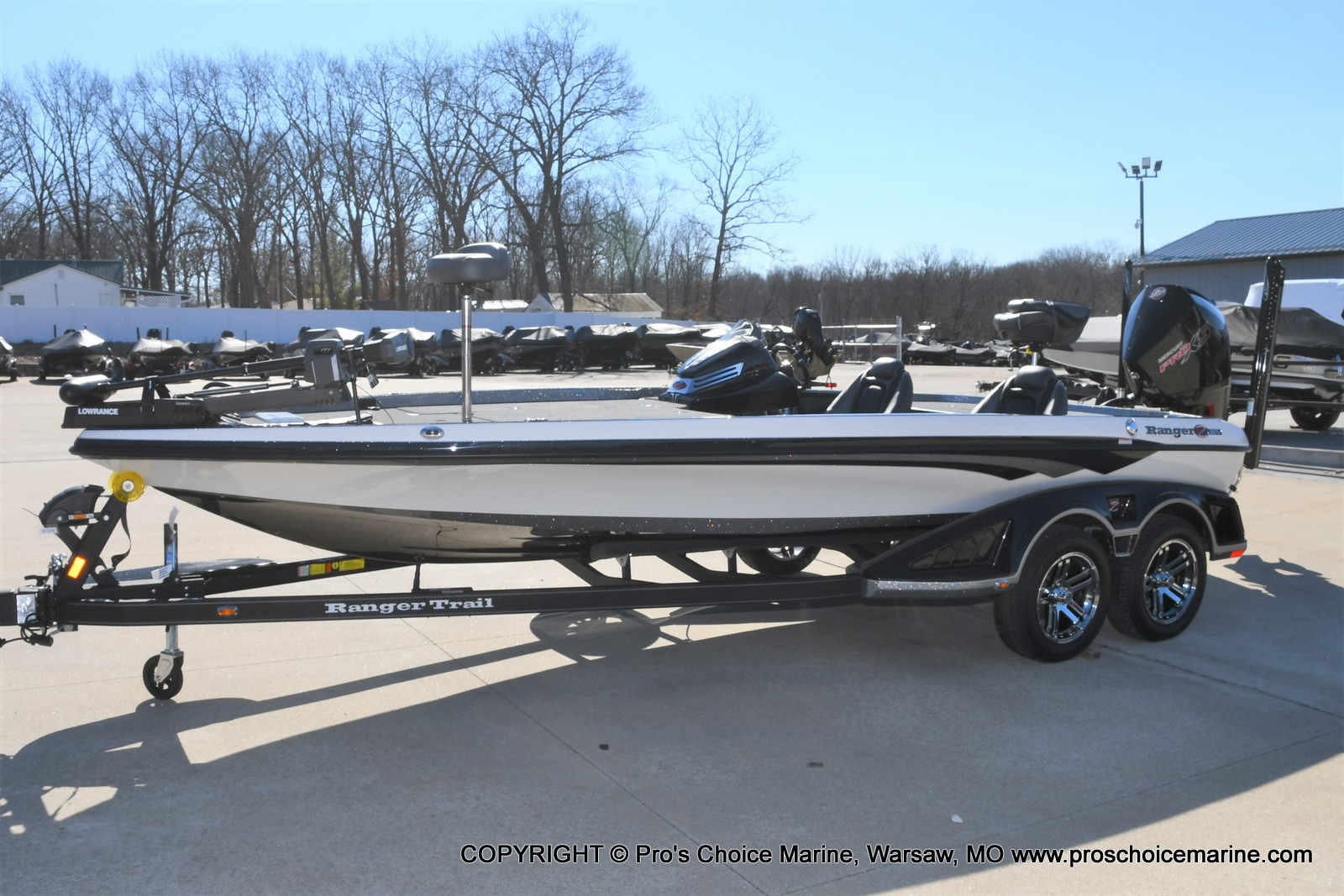 2021 Ranger Boats boat for sale, model of the boat is Z521C Ranger Cup Equipped & Image # 36 of 50