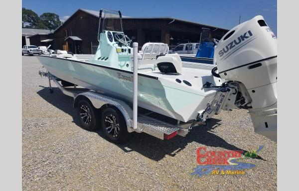 2021 Excel boat for sale, model of the boat is 220 Bay & Image # 2 of 9