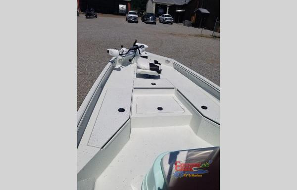 2021 Excel boat for sale, model of the boat is 220 Bay & Image # 7 of 9