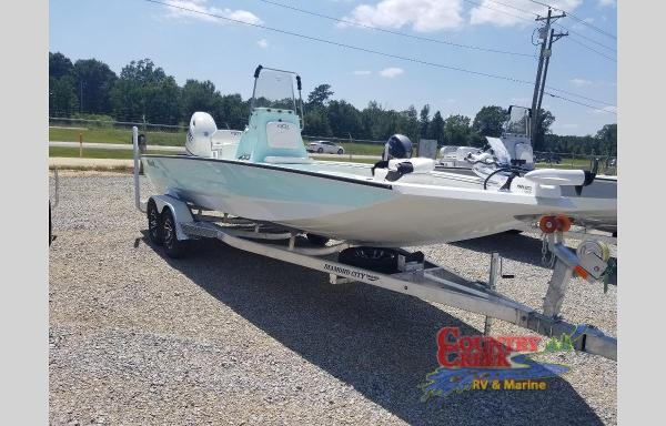 2021 Excel boat for sale, model of the boat is 220 Bay & Image # 8 of 9