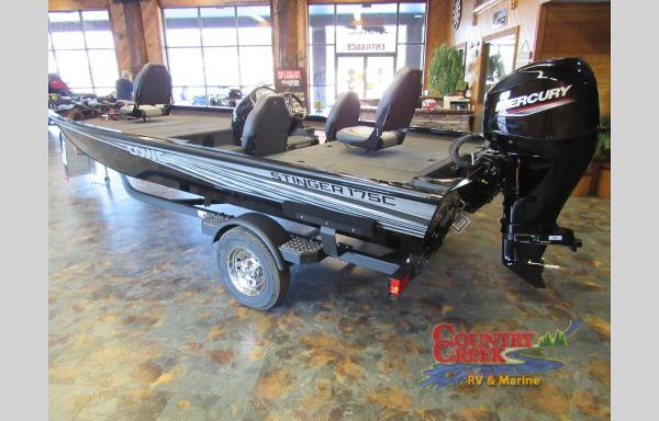 2021 Lowe boat for sale, model of the boat is ST175 & Image # 3 of 6