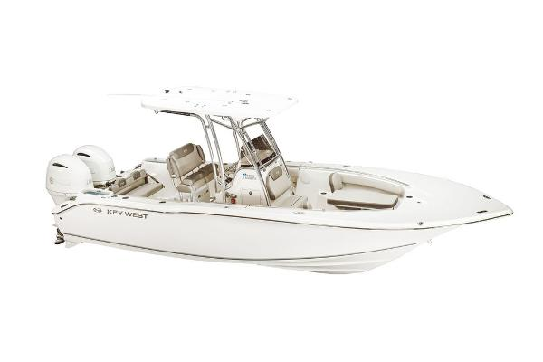 2021 Key West boat for sale, model of the boat is 244CC & Image # 2 of 27