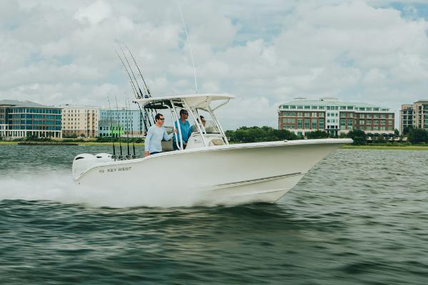 2021 Key West boat for sale, model of the boat is 244CC & Image # 8 of 27