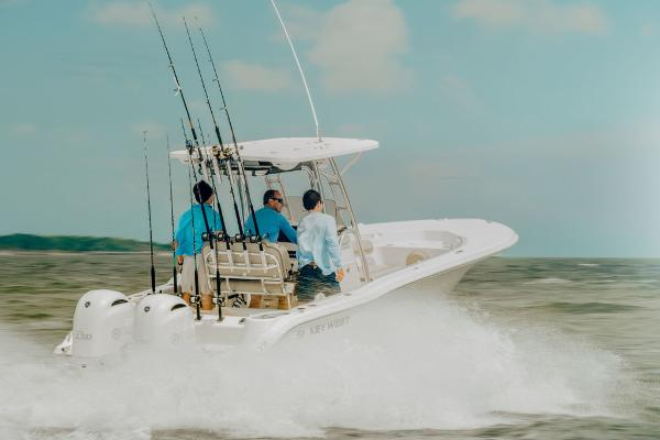 2021 Key West boat for sale, model of the boat is 244CC & Image # 11 of 27