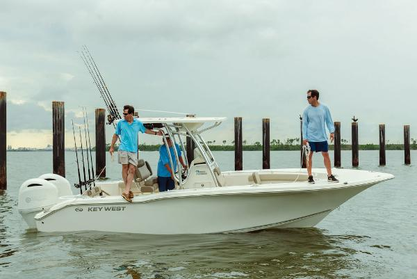 2021 Key West boat for sale, model of the boat is 244CC & Image # 18 of 27