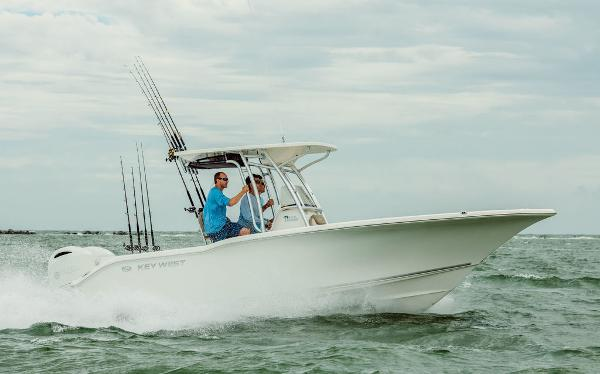 2021 Key West boat for sale, model of the boat is 244CC & Image # 21 of 27