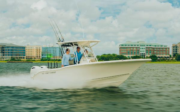 2021 Key West boat for sale, model of the boat is 244CC & Image # 22 of 27
