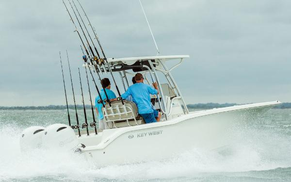 2021 Key West boat for sale, model of the boat is 244CC & Image # 24 of 27