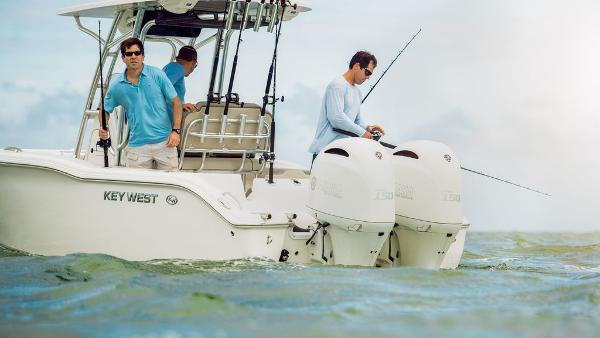2021 Key West boat for sale, model of the boat is 244CC & Image # 25 of 27