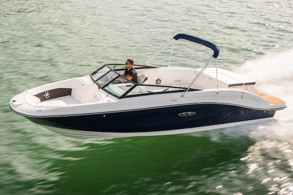 2021 SEA RAY SPX 230 thumbnail