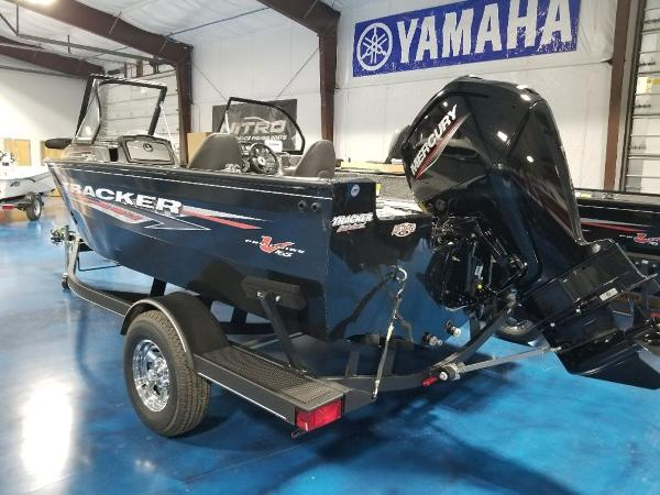 2021 Tracker Boats boat for sale, model of the boat is PG V165 WT & Image # 3 of 4