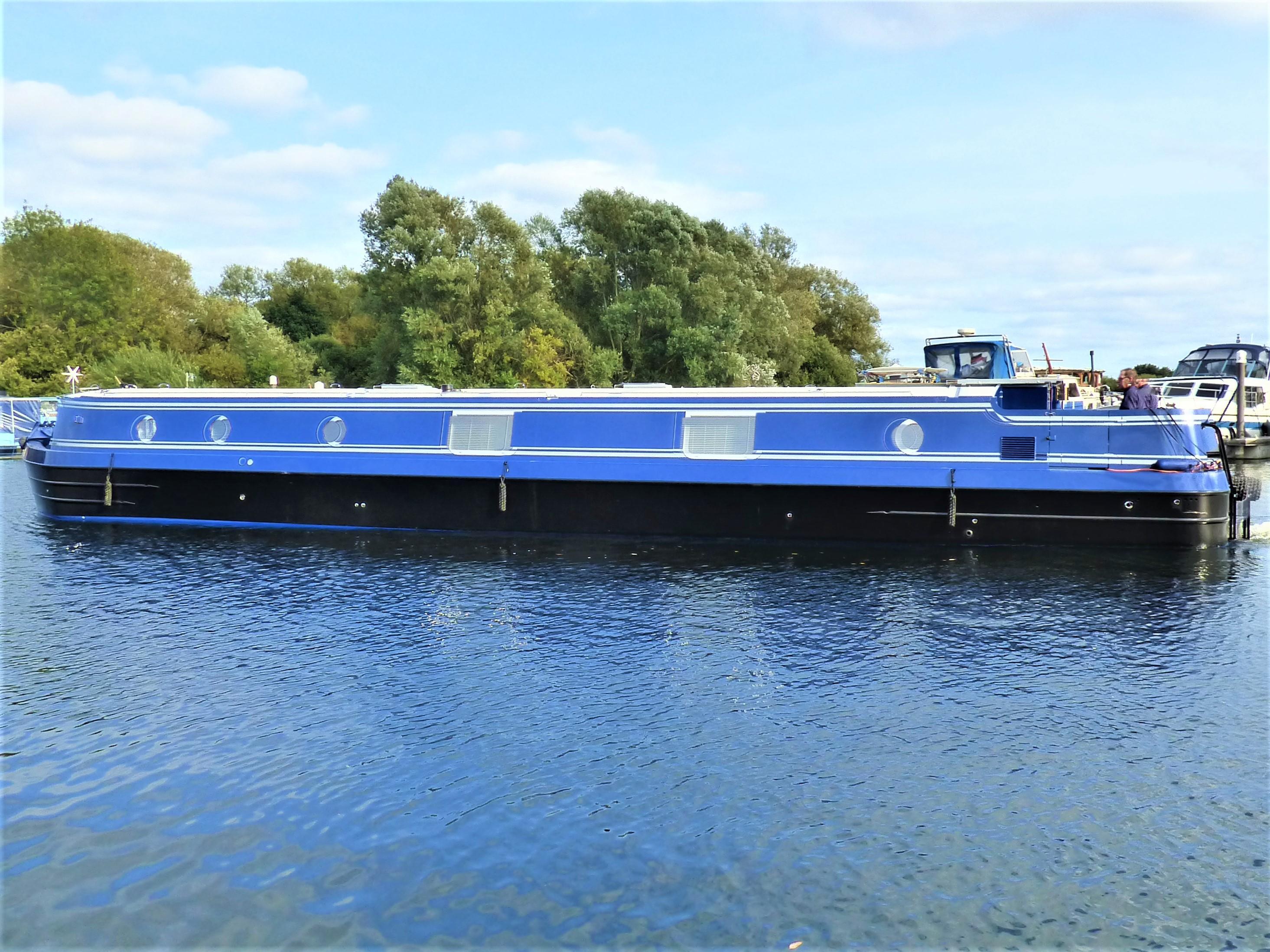 Viking Canal Boats 57 x 13 03 Widebeam Narrowboat