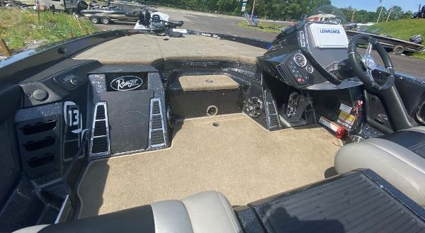 2014 Ranger Boats boat for sale, model of the boat is Z520C & Image # 15 of 21