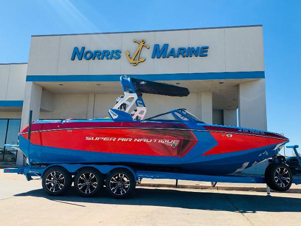 2018 Nautique boat for sale, model of the boat is Super Air Nautique G25 & Image # 1 of 3