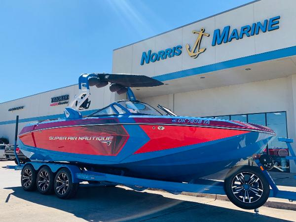 2018 Nautique boat for sale, model of the boat is Super Air Nautique G25 & Image # 2 of 3