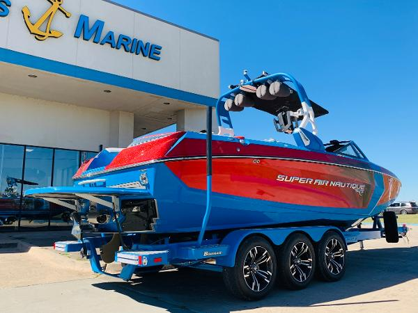 2018 Nautique boat for sale, model of the boat is Super Air Nautique G25 & Image # 3 of 3