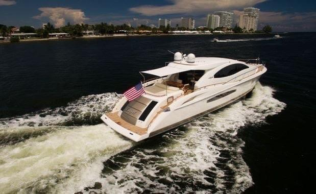 Picture Of:  75' Lazzara Yachts LSX 75 2007Yacht For Sale | 59