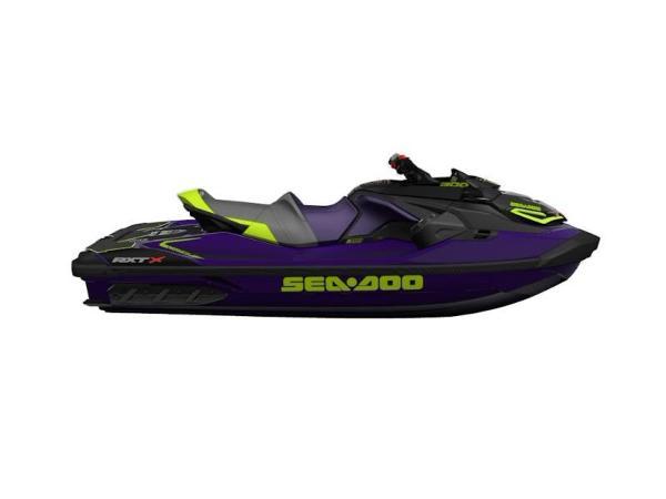 2021 SEA-DOO RXT-X 300 Midnight Purple