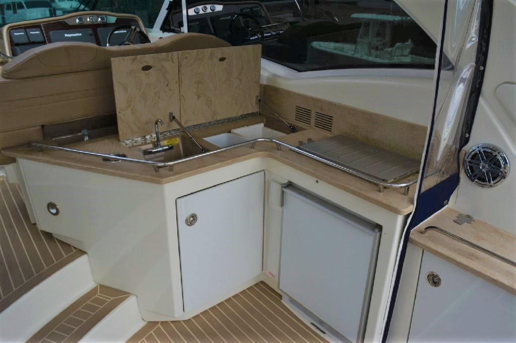 Formula 45 Yacht - Cockpit Galley 2