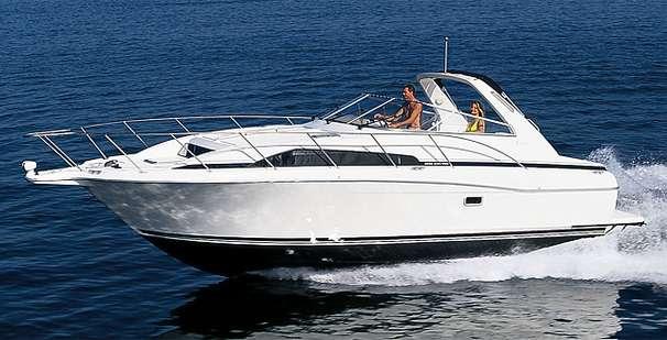1996 BAYLINER 3255 Avanti