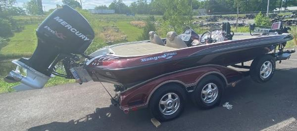 2009 Ranger Boats boat for sale, model of the boat is Z520C & Image # 3 of 16