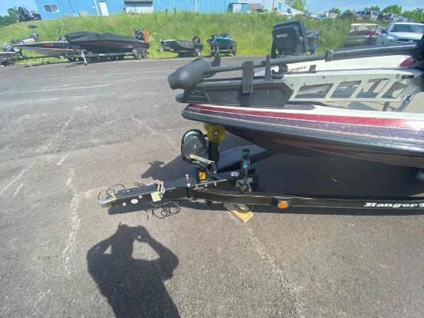 2009 Ranger Boats boat for sale, model of the boat is Z520C & Image # 14 of 16