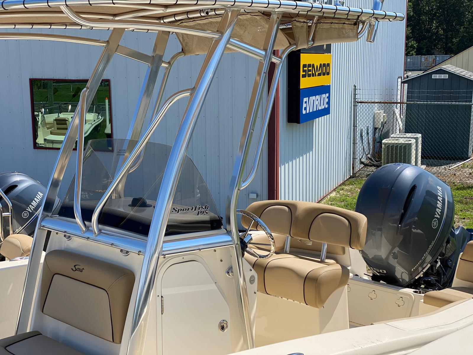 2019 Scout boat for sale, model of the boat is 195 Sportfish & Image # 10 of 10