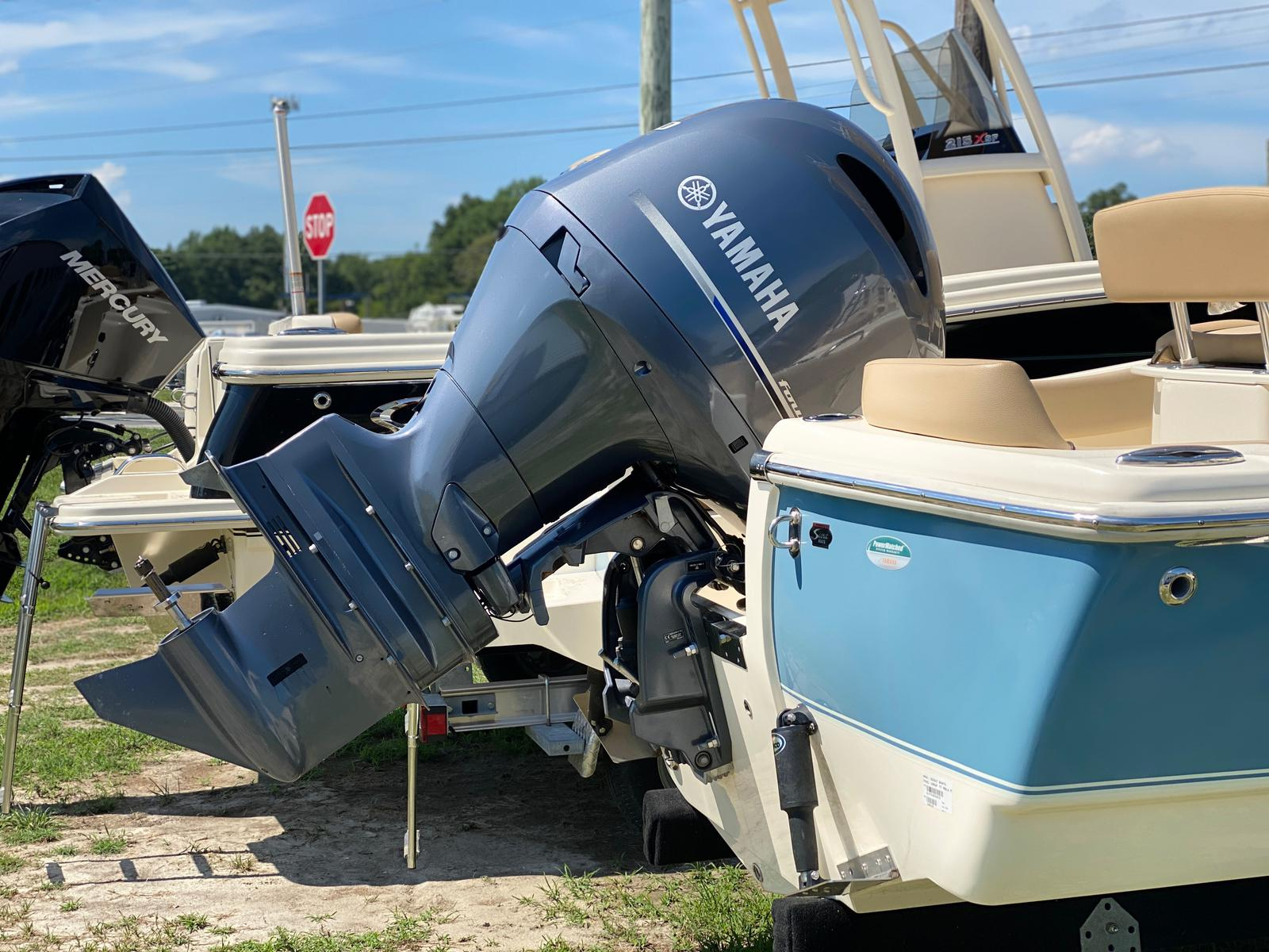 2019 Scout boat for sale, model of the boat is 195 Sportfish & Image # 8 of 10