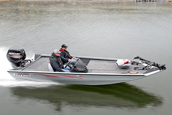 2020 Triton boat for sale, model of the boat is 18 TX & Image # 1 of 17